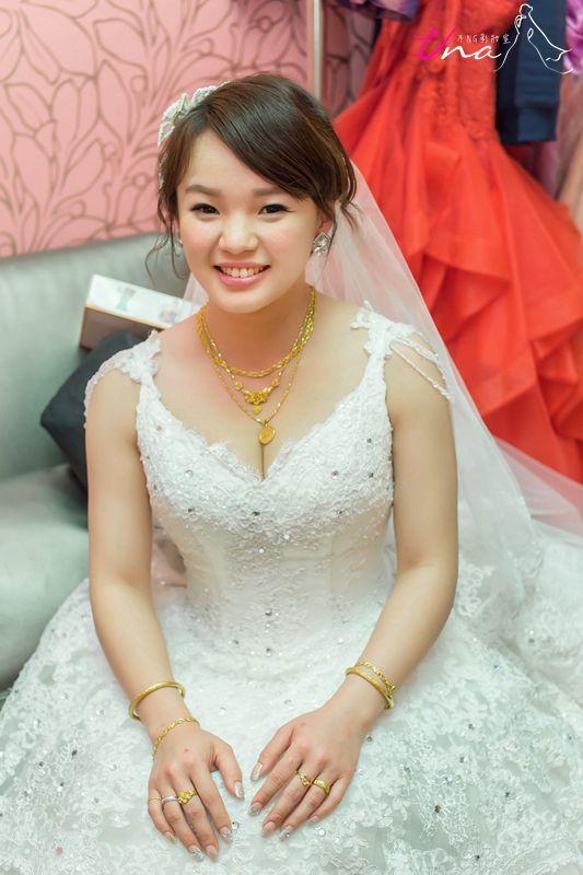 1050103-張純華結婚(新秘紀錄)1